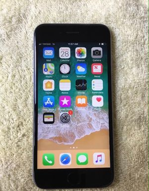 Apple iPhone 6s - 128GB - Space Gray (Unlocked) (CDMA + GSM) for Sale in Riverdale Park, MD
