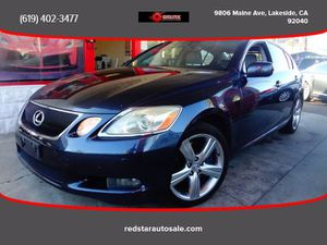2007 Lexus GS 350 for Sale in Lakeside, CA