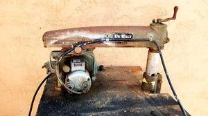 Vintage Dewalt Radial Arm Table Saw for Sale in Carmel-by-the-Sea, CA