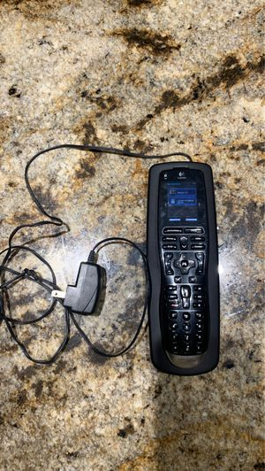 Logitech Harmony One Universal Remote for Sale in San Diego, CA