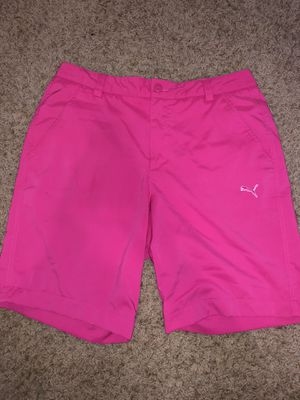 Hot Pink Puma Shorts for Sale in Austin, TX