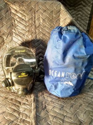 New!!Ocean reef full face mask for Sale in Port Orchard, WA