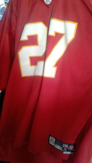 Larry Johnson Reebok stitched jersey 2XL for Sale in Phoenix, AZ