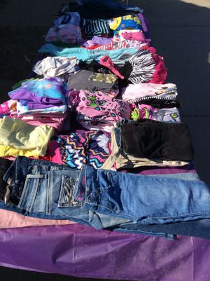Kids clothes all $0.75 a piece for Sale in Hesperia, CA