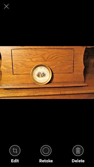 "Vintage Martha And George Washington Capsco Plate 22K Gold 5"" for Sale in Lynchburg, VA"