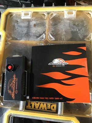 Harley Davidson Screaming eagle pro super tuner for Sale in SPARKS GLENCO, MD