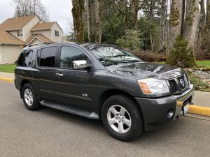 2006 Nissan Armada SE/LE 2nd Owners 133k Orig Miles for Sale in Snoqualmie, WA