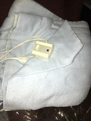 Twin size electric blanket for Sale in Dayton, OH