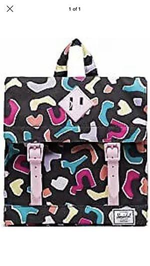 Herschel kids backpack fiesta pink lady new for Sale in Los Angeles, CA