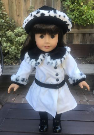 American Girl Doll Coat & Hat for Sale in Gold River, CA