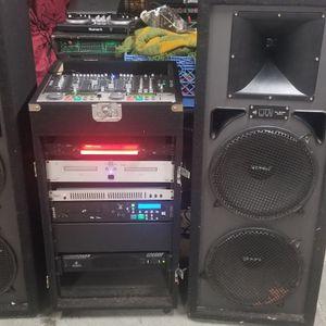 DJ Equipment Plug N Play for Sale in San Leandro, CA
