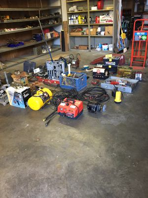 Tools for sale, all must go as one! for Sale in Brier, WA