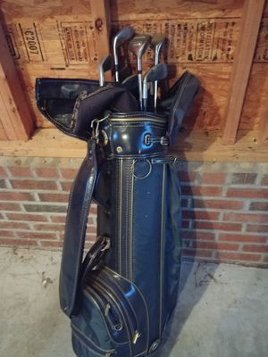Golf clubs and bags for Sale in Raleigh, NC