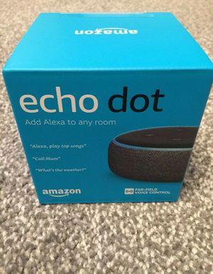 Amazon Echo Dot & Fire Tablet for Sale in Buckeye, AZ