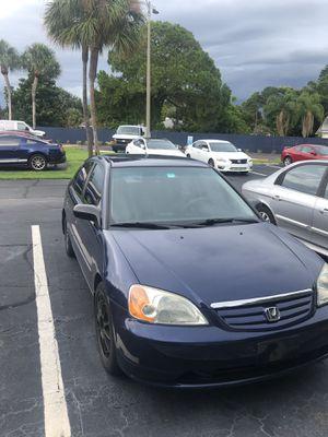 Honda Civic LX 2003 for Sale in Tampa, FL
