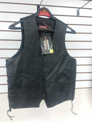 Vest motorcycle Vest club style cuts cutz for Sale in San Diego, CA