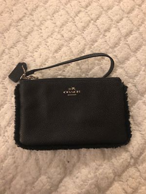Coach Wristlet for Sale in Bloomington, IL