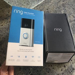 Ring Video Doorbell for Sale in Edison, NJ