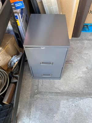 File cabinet 24 1/2 tall 18 deep 14 wide for Sale in Downey, CA