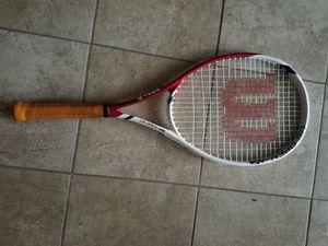 Wilson US Open Tennis Racket Red White Blue for Sale in Braddock, PA
