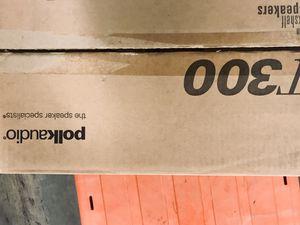 Polk Audio T300 Shelf Speakers. for Sale in Atlanta, GA