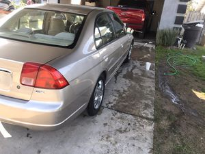 2002 honda civic for Sale in Woodville, CA