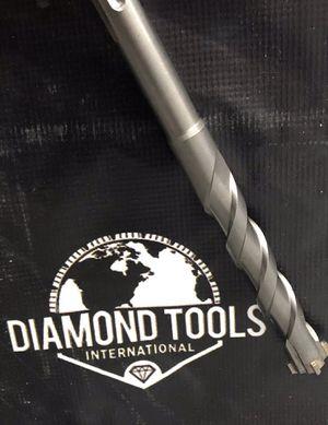"SDS MAX cross cut 1"" x 11"" Hammer Drill Bit for Sale in Pompano Beach, FL"