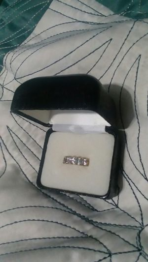 Gold ring number 8 for Sale in Sedro-Woolley, WA