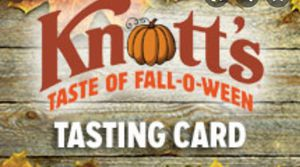 4 knott's falloween tickets needed for 10/25 for Sale in Rialto, CA
