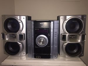 Sony CD Digital Audio Stereo System for Sale in Colesville, MD