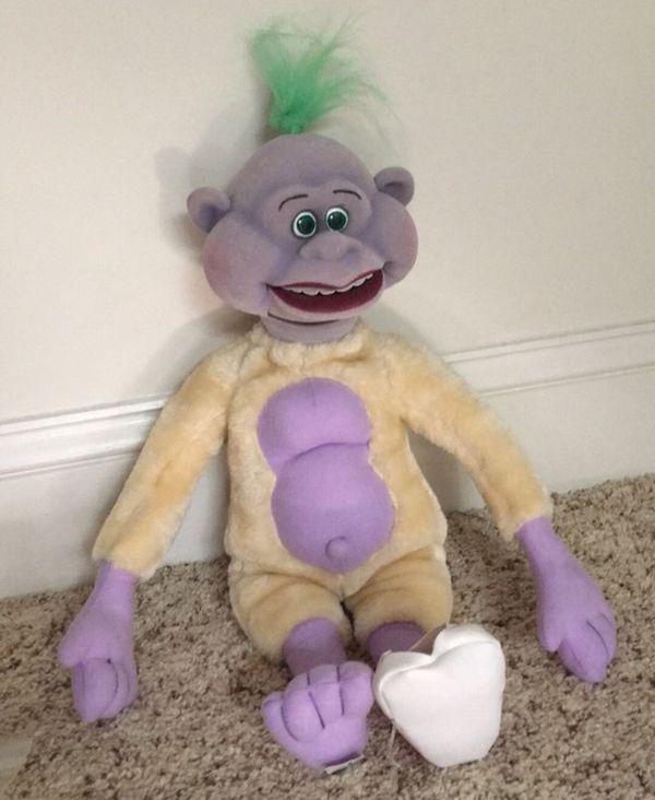 Jeff Dunham talking doll peanut. MAKE ME AN OFFER, MUST GO ASAP!!!