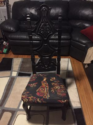 Antique Chairs Pair Of Two for Sale in Denver, CO
