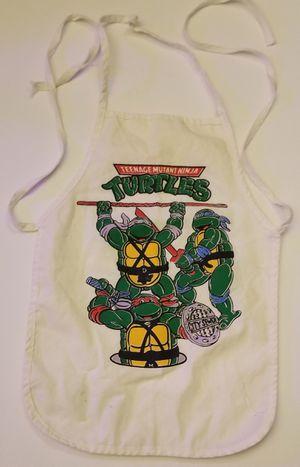 Tmnt kids vintage apron for Sale in Battle Ground, WA