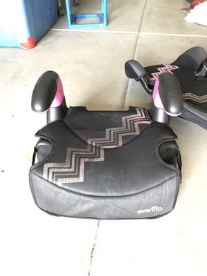 Evenflo Booster Seat for Sale in Tempe, AZ