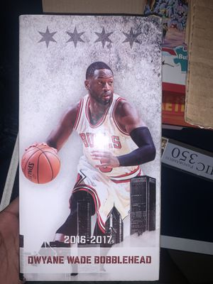 Dwayne Wade Bobblehead for Sale in Addison, IL