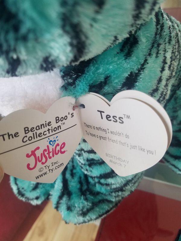 af0ec584e87 BRAND NEW TY Beanie Boos