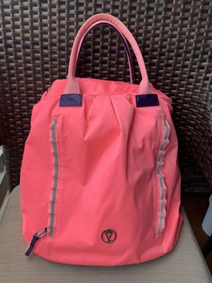 Ivivva Athletica for Girls by Lululemon Hot Pink Tote Bag for Sale in Issaquah, WA