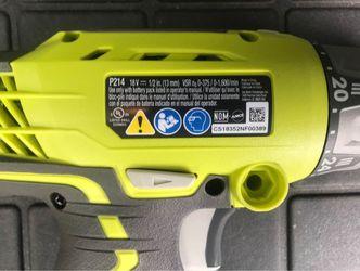 Ryobi 18v Hammer Drill for Sale in Lakeland,  FL