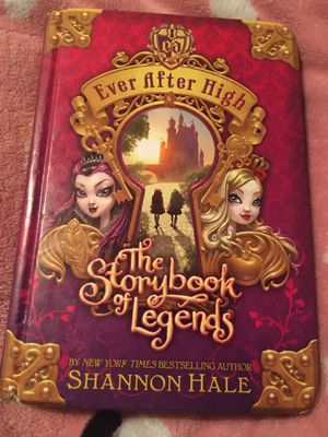 Ever after high book for Sale in Lytle, TX