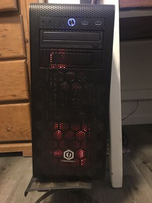 CyberPower gaming tower for Sale in Yucaipa, CA