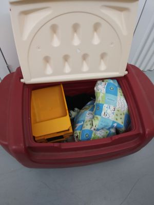 Kids toy box for Sale in BROOKSIDE VL, TX