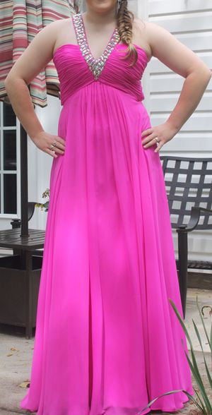 Prom Dress size 4 for Sale in Tyrone, GA