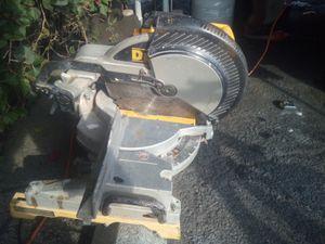 DeWalt miter saw for Sale in South El Monte, CA
