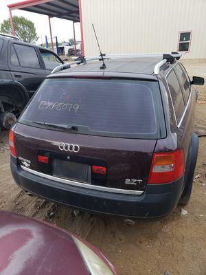 For parts 2003 AUDI ALL ROAD for Sale in Grand Prairie, TX