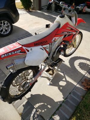 2002 Honda CRF 450R for Sale in Chino, CA
