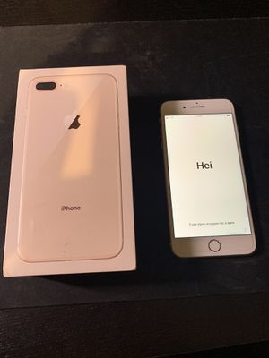 iPhone 8 Plus 64gb Unlocked *like new* for Sale in Sterling, VA