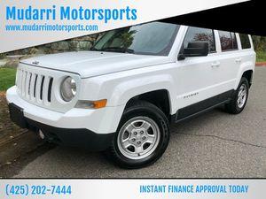 2016 Jeep Patriot for Sale in Kirkland, WA