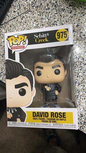 David rose pop for Sale in Dallas, TX