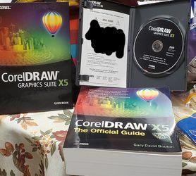 Corel Draw Graphic Suite X5 for Sale in Everett,  WA