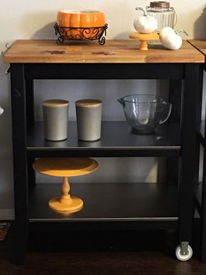 Ikea Kitchen Cart Island for Sale in Springdale, AR